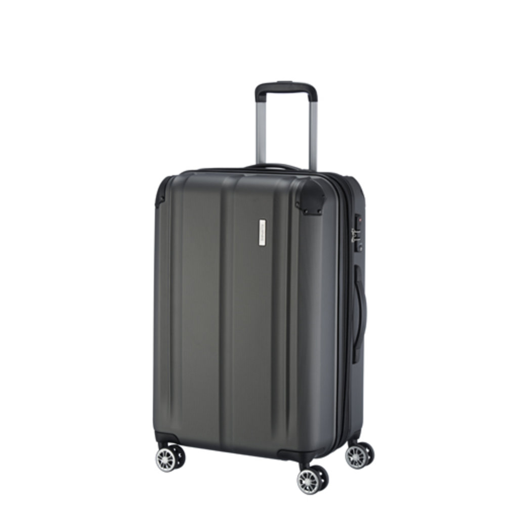 "TRAVELITE 4-Rollen-Trolley ""City"", 68 cm, anthrazit"