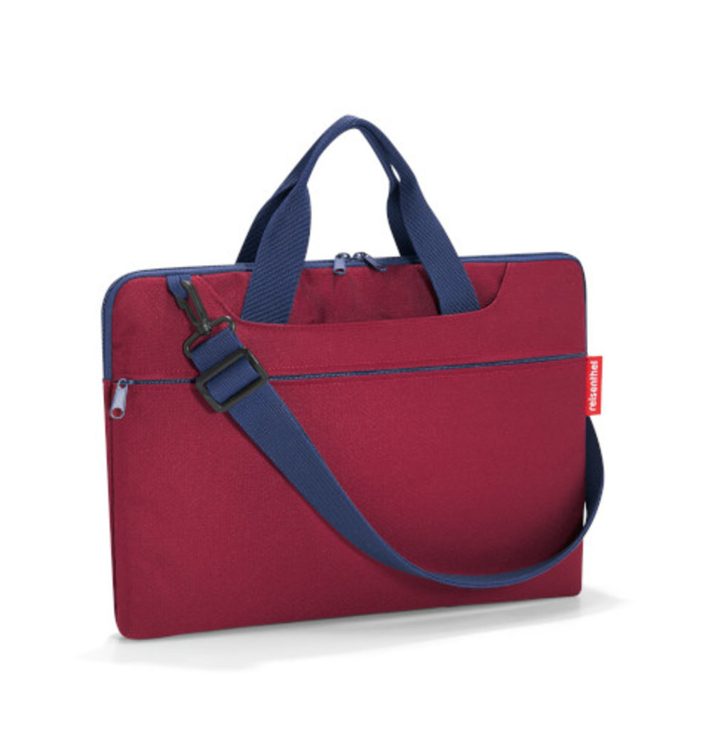 Reisenthel netbookbag, dark ruby