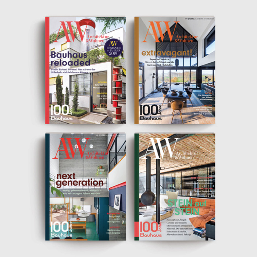 Best of: AW Architektur & Wohnen 2019