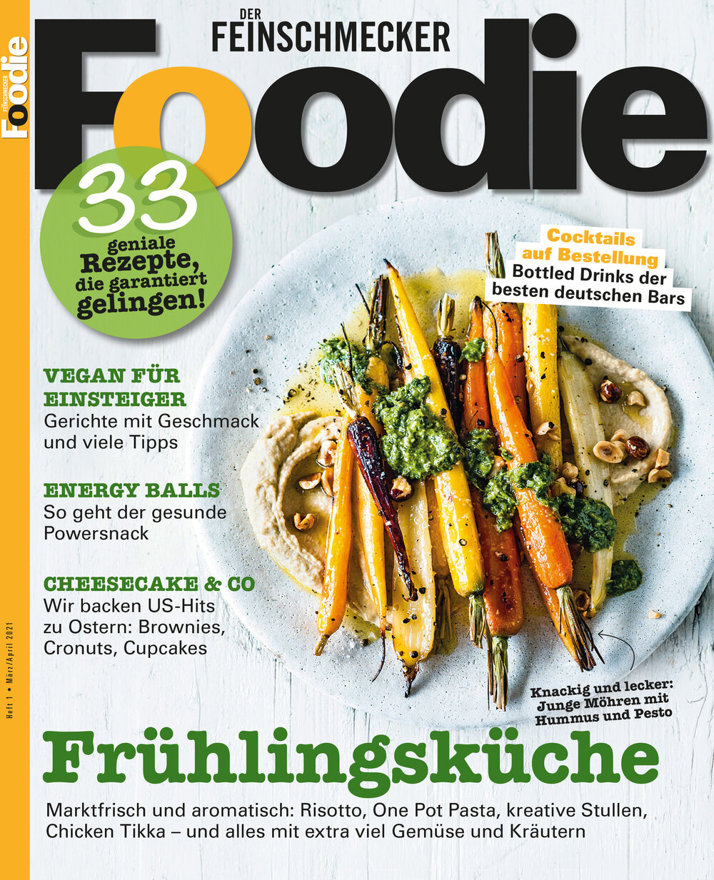 FOODIE Digital-Abo (1 Jahr)
