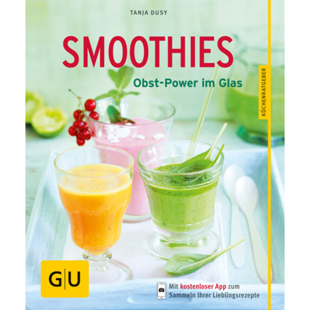 Smoothies Obst-Power im Glas