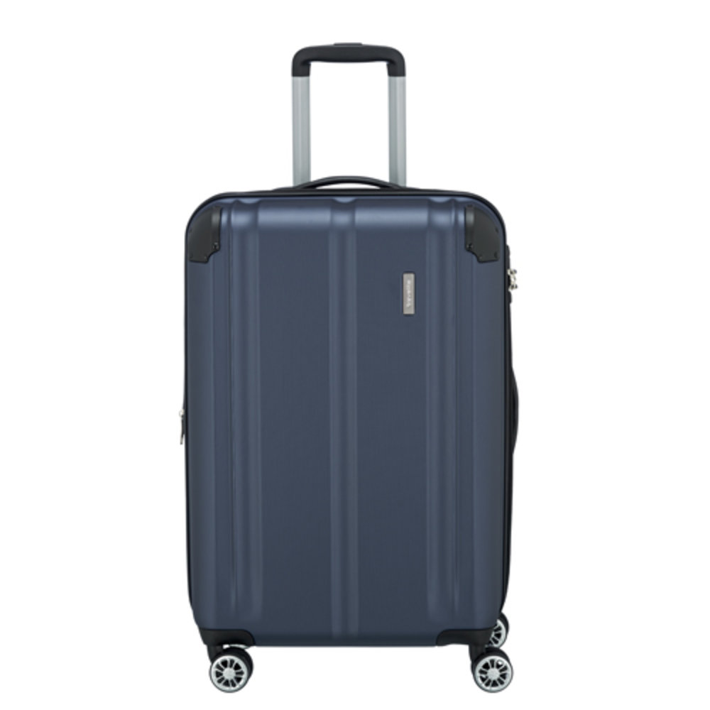 "TRAVELITE 4-Rollen-Trolley ""City"", 68 cm, marine"