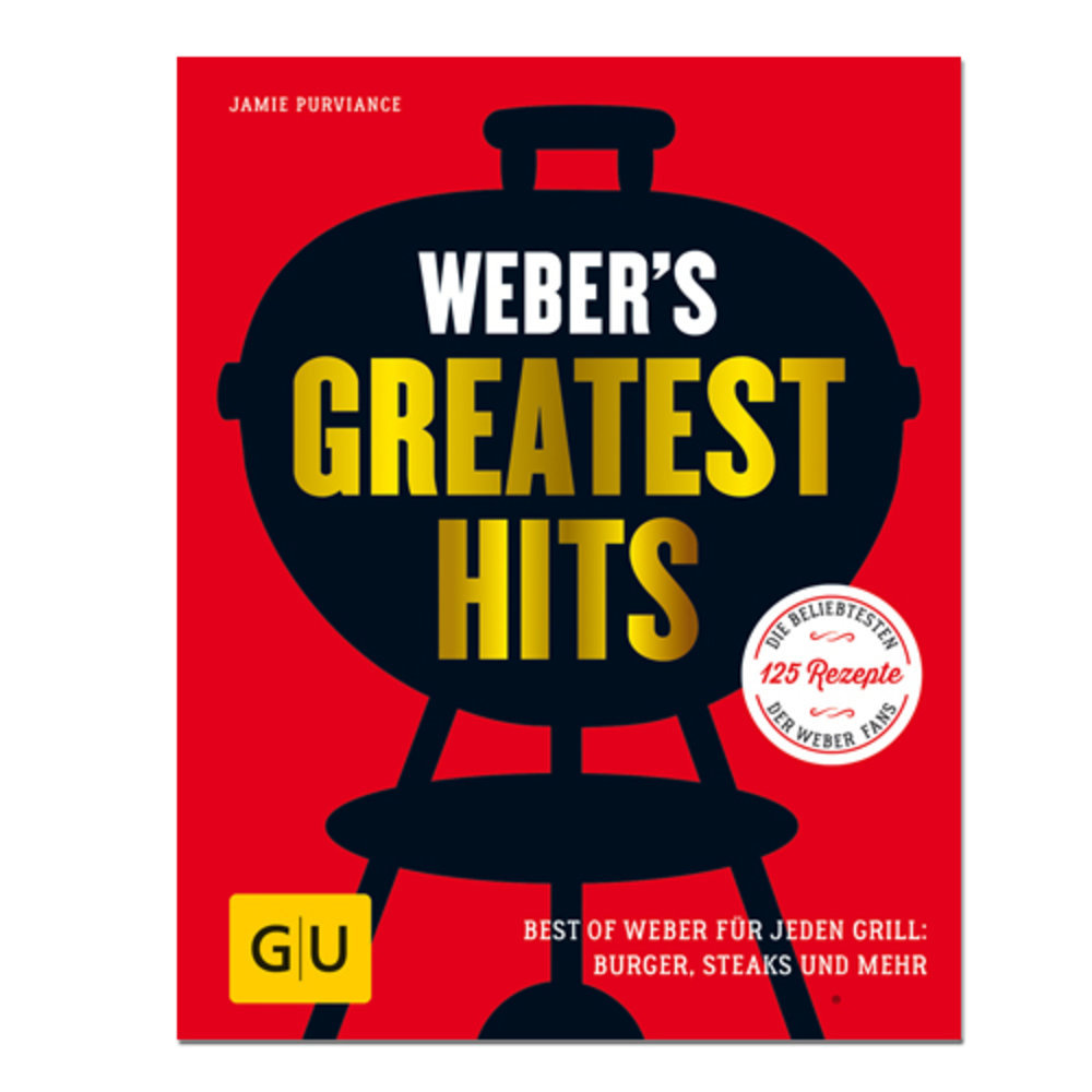 GU-Buch Weber's Greatest Hits